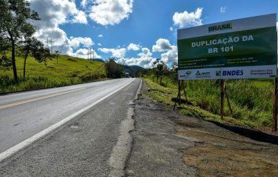 br 101 400x255 - Ministro dos Transportes garante duplicação da BR 101 em visita ao Espírito Santo