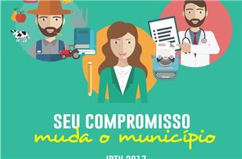 Município concede 15% de desconto em cota única de IPTU