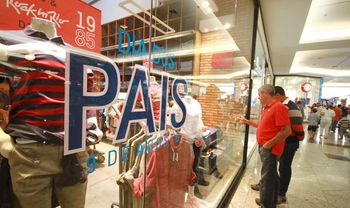 Vendas para o Dia dos Pais devem crescer 3% em relação a 2016