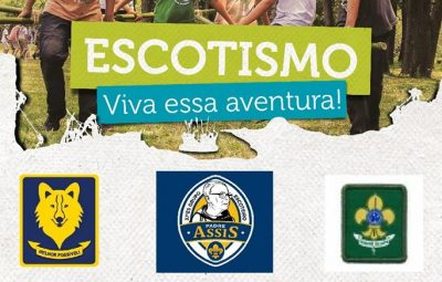 escotismo 400x255 - 1º Cerimônia de Promessa Escoteira do 37º/ES Grupo Escoteiro Padre Assis  de Iconha