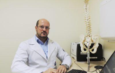 Dr. Lourimar Tolêdo VeraCaserComunicação  400x255 - Dor no nervo ciático: saiba mais sobre a doença que está tirando o sono do Papa