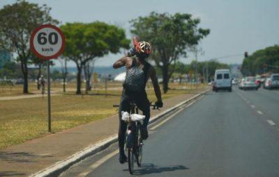 bicicleta 2 400x255 - No Dia Mundial Sem Carro, o desafio da bicicleta ganha cada vez mais adeptos