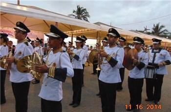 Banda Musical 13 de junho participará das festividades de 300 anos de Aparecida em Iconha
