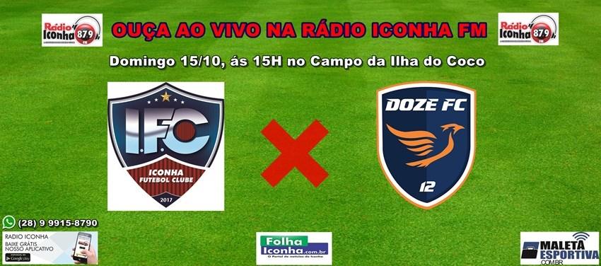 Iconha x Doze