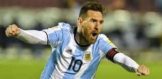 Messi garante vitória e classificação da Argentina para a Copa de 2018