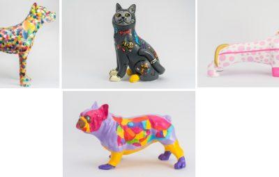 Exposição dog.art chega à Avenida Paulista 400x255 - Exposição dog.art chega à Avenida Paulista
