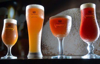 cervejas artesanais kingbier internet 400x255 - Cachaças e cervejas: queridinhas dos brasileiros na Sabores da Terra