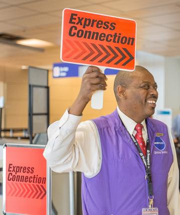 oneworld: Auxílio em conexões nos principais aeroportos DB