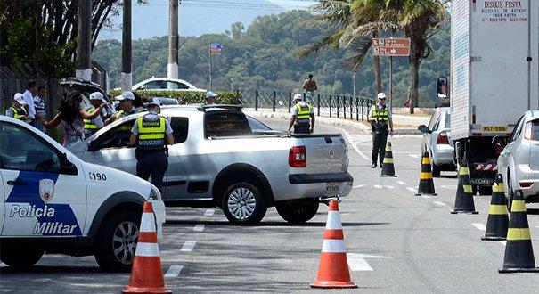 Um motorista é multado a cada 3 horas