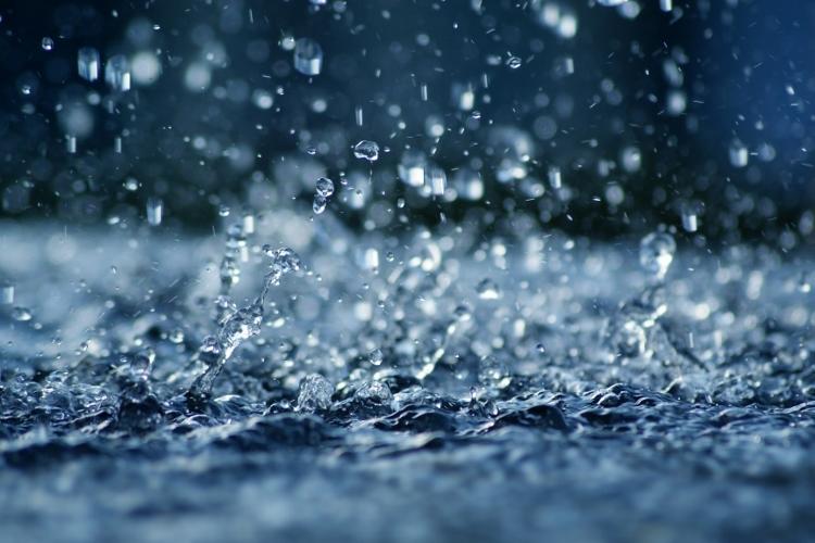 Boletim da chuva