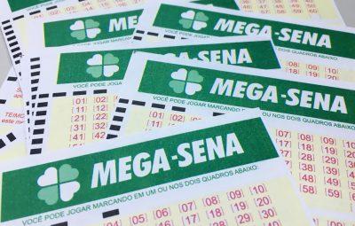 mega sena 400x255 - Apostas como Mega-Sena poderão ter preços reajustados a partir de janeiro