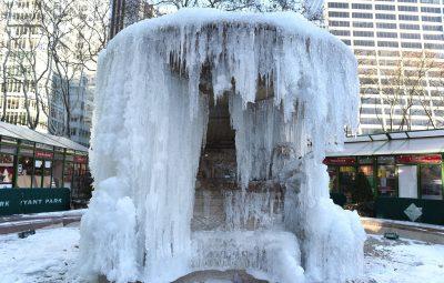 frio 400x255 - Frio recorde persiste no leste dos EUA e deixa ao menos 4 mortos