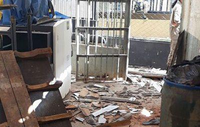 rebeliao 400x255 - Rebelião em presídio de Goiás deixa 9 presos mortos e 14 feridos