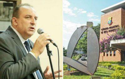 Ex presidente da Câmara Municipal de BH é considerado foragido 400x255 - Ex-presidente da Câmara Municipal de BH é considerado foragido