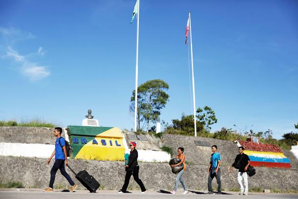 Roraima entra com ação no STF para que União feche fronteira com a Venezuela