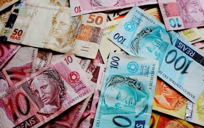 dinheiro 670x420 - Senado aprova MP do aumento salário mínimo para R$ 1.045