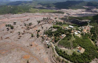 mariana bento rodrigues 400x255 - Prazo para que MPF e Samarco firmem acordo para reparar danos do desastre de Mariana termina nesta sexta