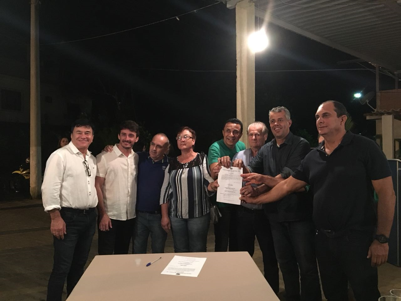 Galpão vai atender agricultores da região de Crubixá em Iconha