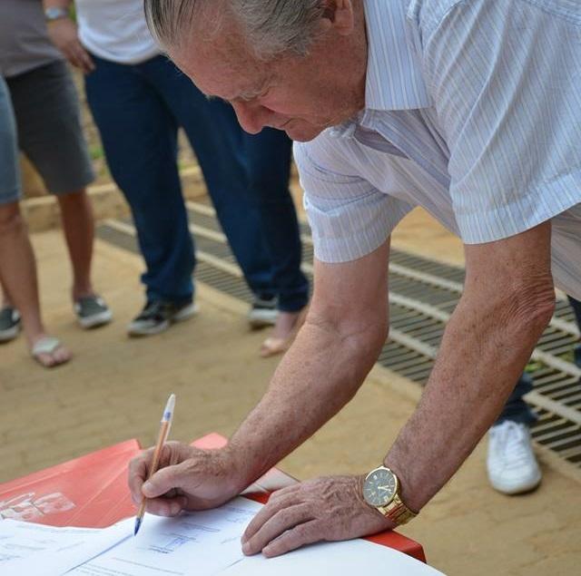 Comunidade de Crubixá vai receber Galpão de apoio para agricultores