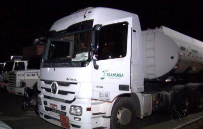 Manifestação de caminhoneiros chega em 15 pontos de rodovias do Espírito Santo 400x255 - Manifestação de caminhoneiros chega em 15 pontos de rodovias do Espírito Santo