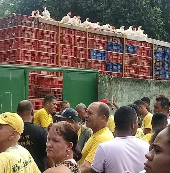 10º dia de greve: caminhoneiros permanecem em 26 pontos de rodovias no Espírito Santo