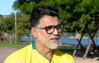 """ricardo rocha 400x255 - No ES, Ricardo Rocha critica dirigentes do futebol capixaba: """"Gestões fracas"""""""