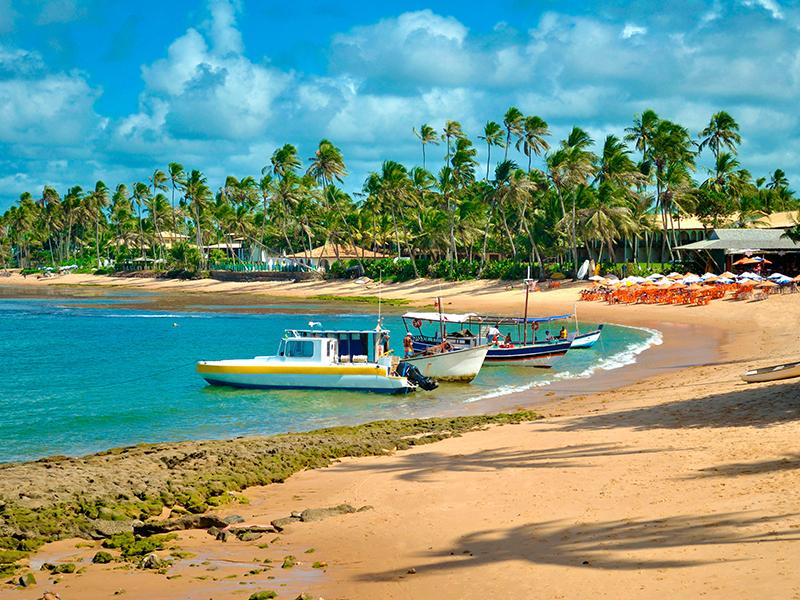 Alta do dólar e feriadões estimula  turismo interno