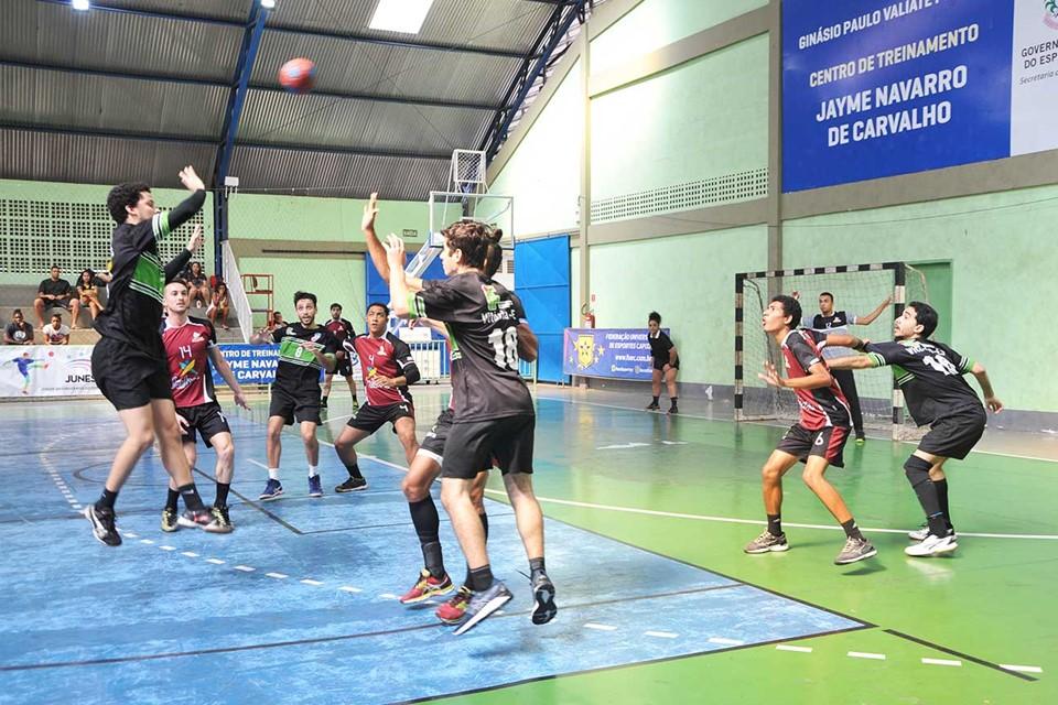 Definidas as equipes campeãs dos Jogos Universitários do Espírito Santo