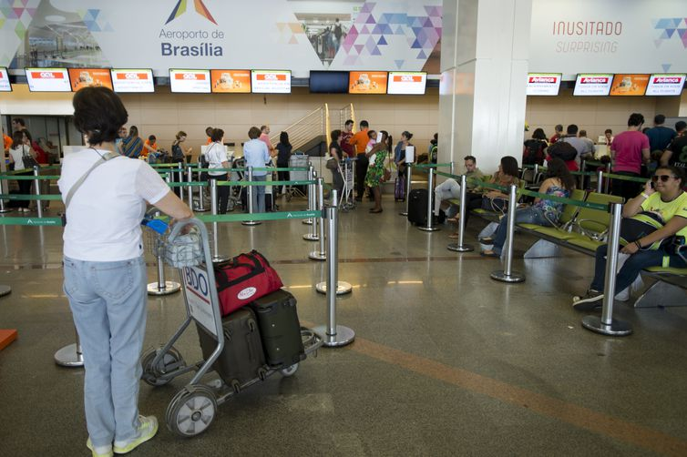 Aéreas recomendam cautela aos países na privatização de aeroportos
