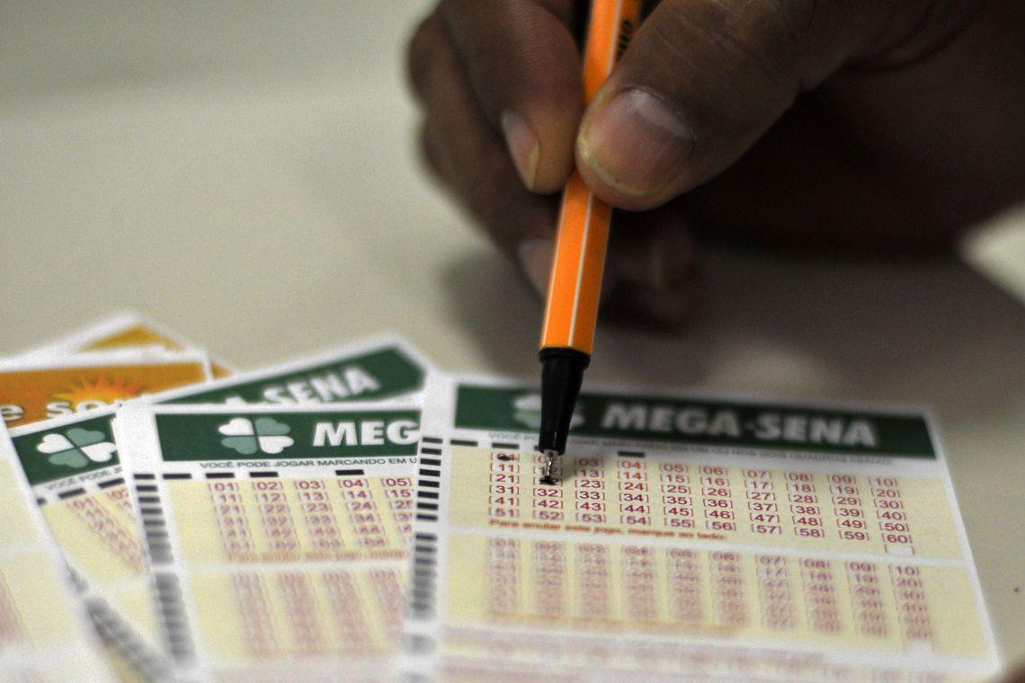 Mega-Sena sorteia nesta segunda-feira prêmio de R$ 80 milhões