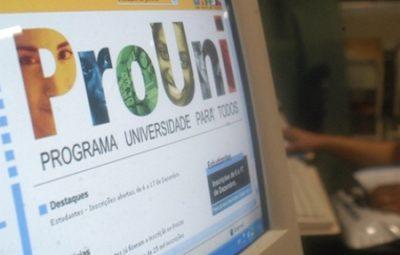 prouni inscriXXXXes 400x255 - Estudantes têm até hoje para participar da lista de espera do ProUni