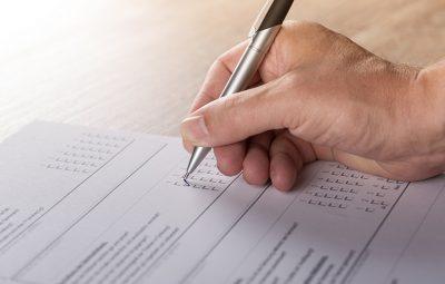 prova concurso 787 400x255 - Cinco prefeituras do Estado com 251 vagas