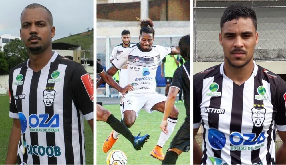 Reforços do Castelo: time mantém atletas da Série B e faz várias contratações