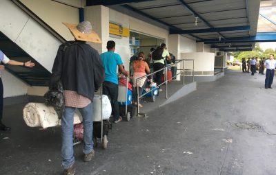 imigrantes 400x255 - São Paulo recebeu 212 venezuelanos; 65 deles conseguiram trabalho