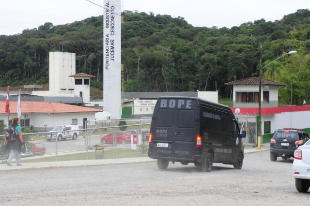 Grupo tenta invadir presídio na cidade de Joinville