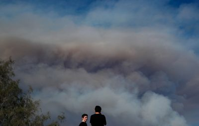 Incêndio na Califórnia já é o maior da história moderna do estado americano 400x255 - Incêndio na Califórnia já é o maior da história moderna do estado americano