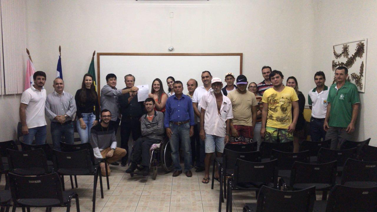 Iconha: Prefeito sanciona Lei que beneficia classe rural com isenção de iluminação pública