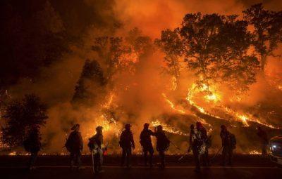 incendio california 9634bf83543591381339430f389e98d2 400x255 - Incêndio no norte da Califórnia vira o maior da história do estado