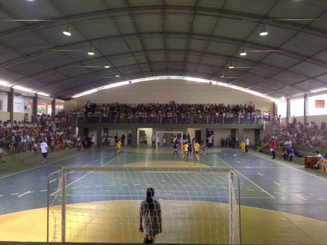 Sucesso marca o primeiro dia de Jogos Escolares Municipais de Iconha