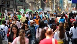 população - Mais da metade da população brasileira vive em 5% das cidades