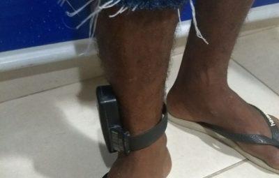 tornoceleira 400x255 - Em 2 anos e meio, 458 presos romperam tornozeleiras eletrônicas no RN; sem o dispositivo, 1.800 fugiram do semiaberto