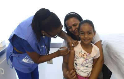 vacina 400x255 - Entenda como será a campanha de vacinação contra o sarampo e a pólio