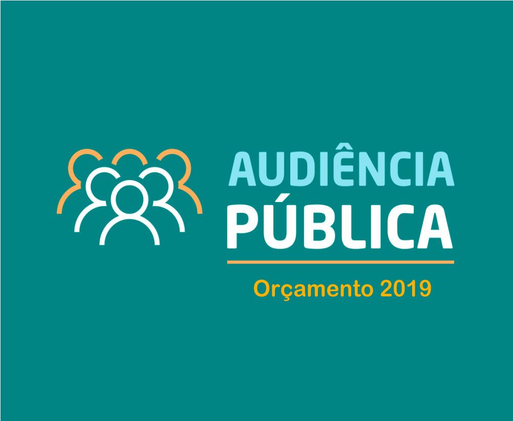 Prefeitura convida população para Audiência Pública do Orçamento 2019