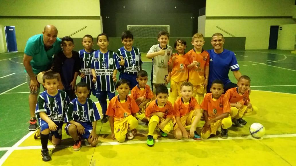 Campeonato Intermunicipal de Futsal infanto juvenil 2018