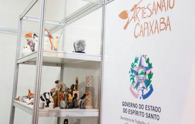 SETADES 3 artesaes capixabas 400x255 - Seleção para artesãos participarem da 29ª Feira Nacional de Artesanato, em Minas Gerais