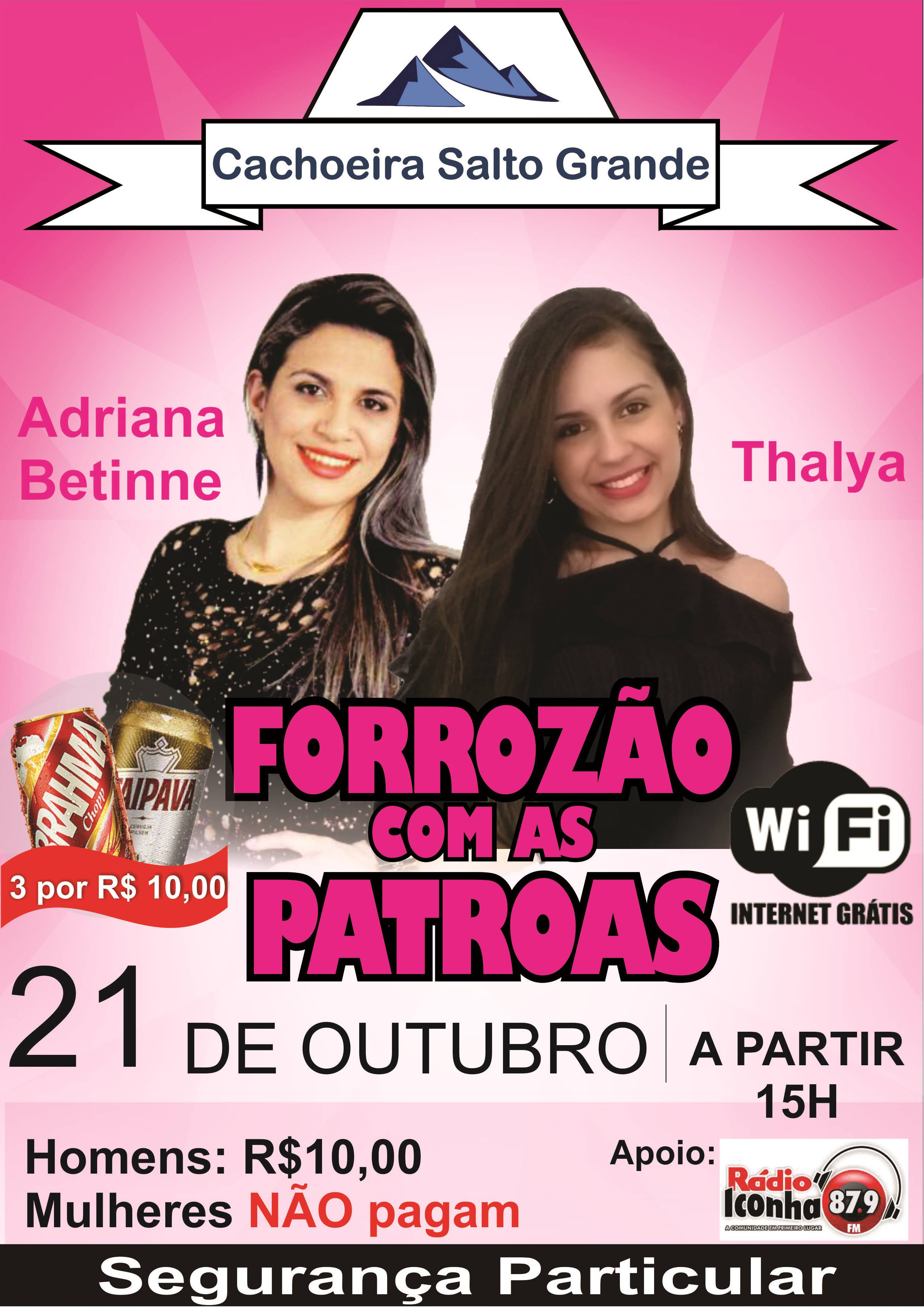Forrozão com as Patroas