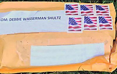pacote 400x255 - FBI investiga se pacotes-bomba foram enviados da Flórida