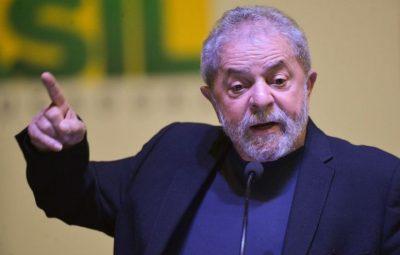 lula 400x255 - Defesa de Lula diz que vai recorrer para garantir absolvição
