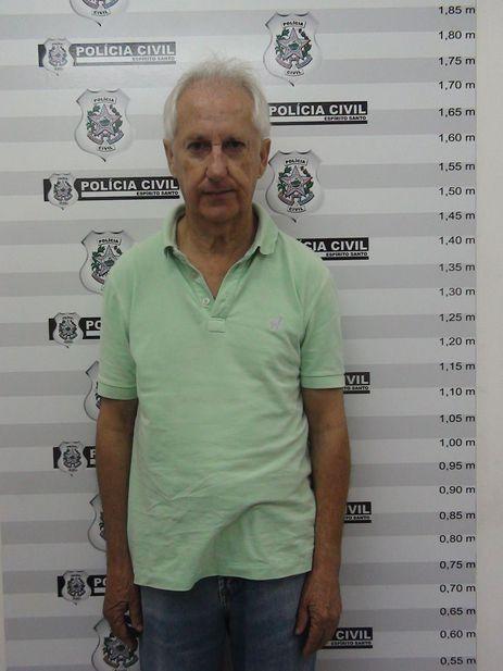 Assassino diz ter se desentendido com Camata sobre processos judiciais