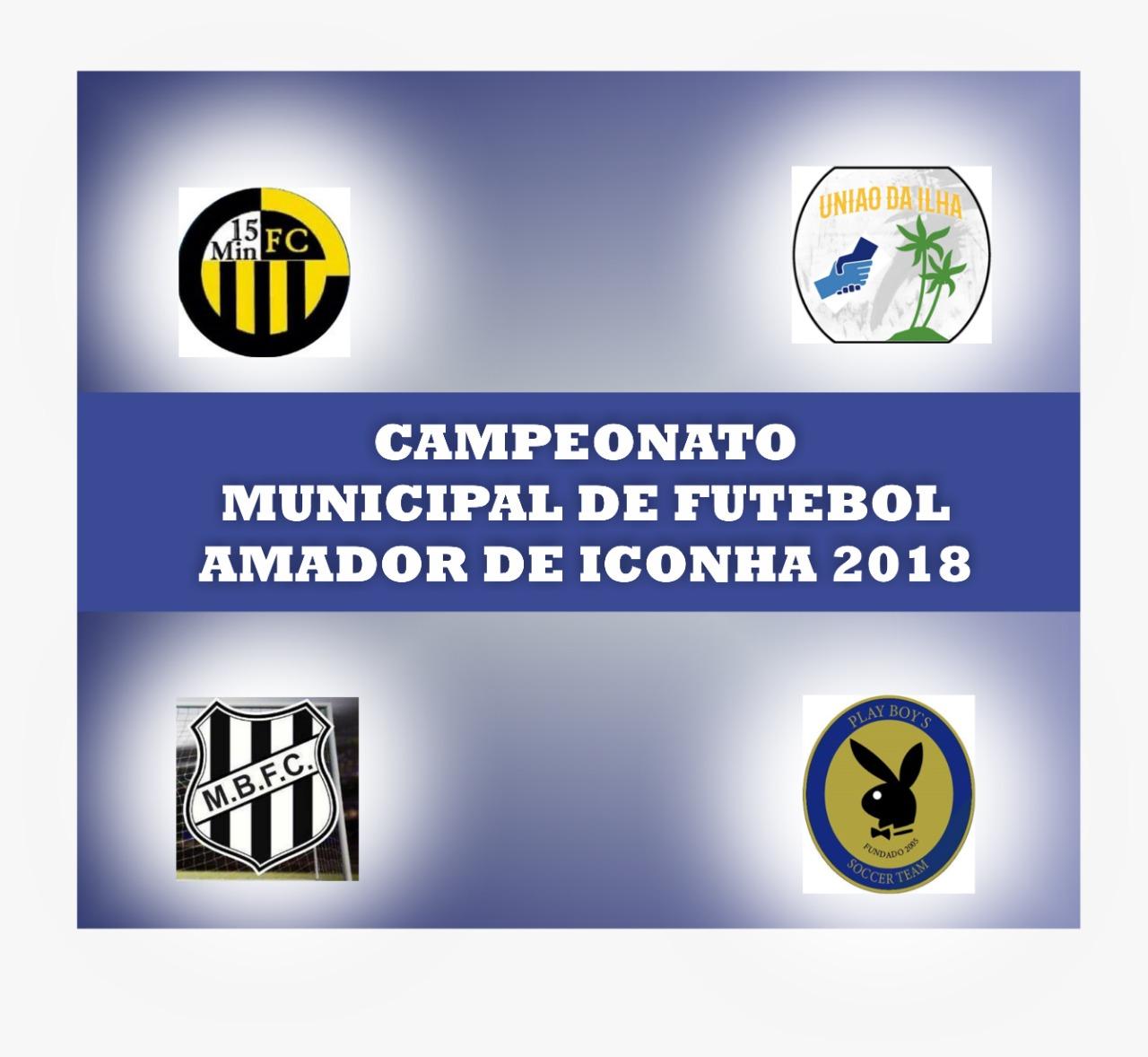 Jogos de volta das semifinais do Campeonato Municipal de Iconha definem os finalistas neste sábado